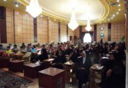 نشست آموزشی – مرداد ۹۳ – مشهد مقدس