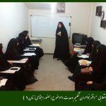 دومین گعده بانوی انقلابی در دفتر خواهران تحکیم وحدت برگزار شد