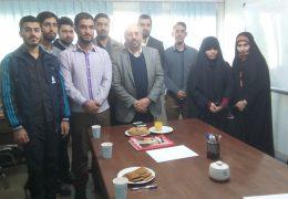جلسه خصوصی دفتر تحکیم وحدت با کامران باقری لنکرانی برگزار شد