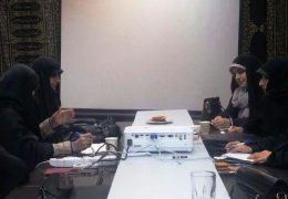 «ارائه نظریه اصیل اسلام در موضوع زن و خانواده» مطالبه دانشجویان است